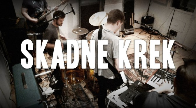 Skadne Krek – 24 March 2014 – Relentless Prog from Norway
