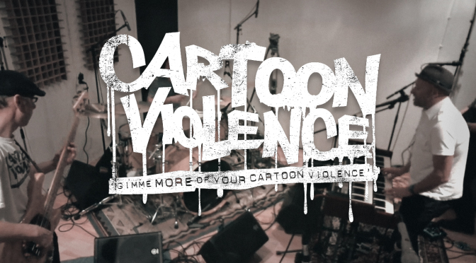 Cartoon Violence 13 Oktober 2013 – Ska from Wales
