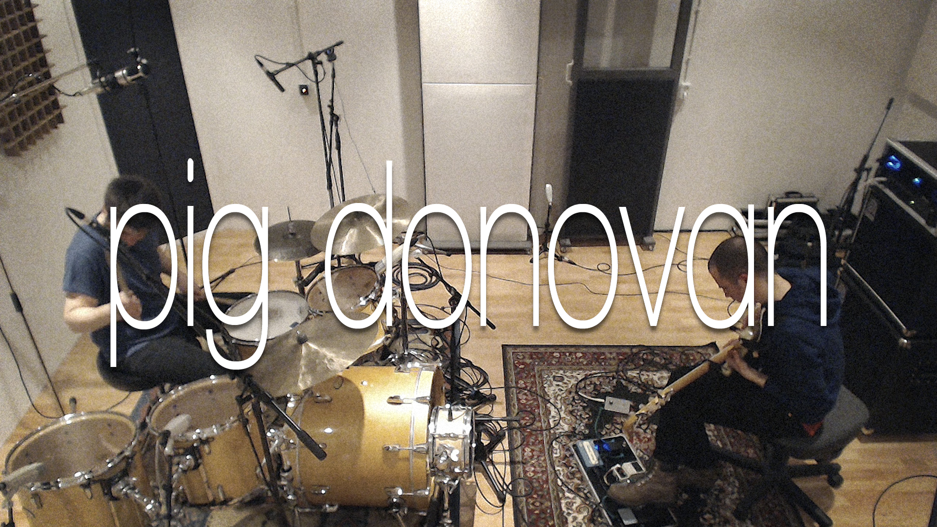 Pig Donovan – Free Noise From Lille