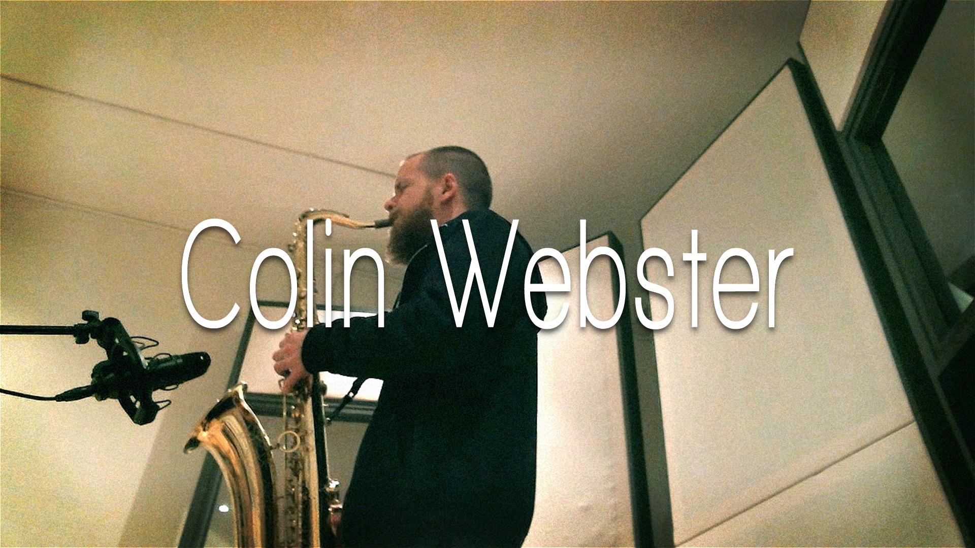 Colin Webster – Solo saxophone minimal improvisations