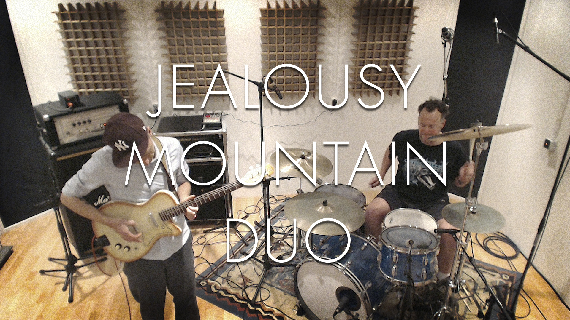 Jealousy Mountain Duo – Noise, Jazz, Experimental, Math