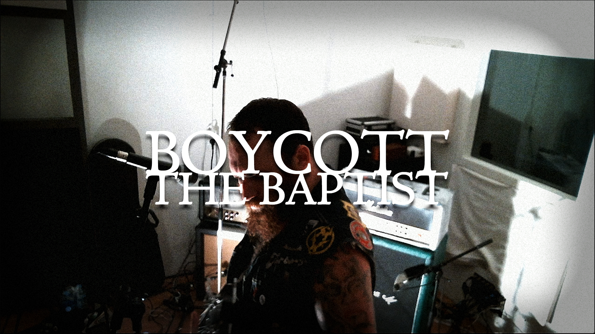 Boycott the Baptist – Crust, Grind – Lincoln, UK