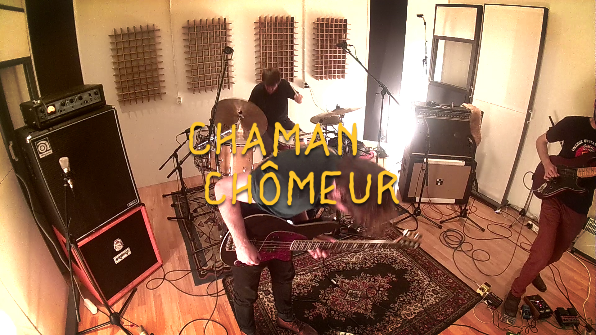 Chaman Chômeur – Free Jazz / Noise Rock from Lille, France
