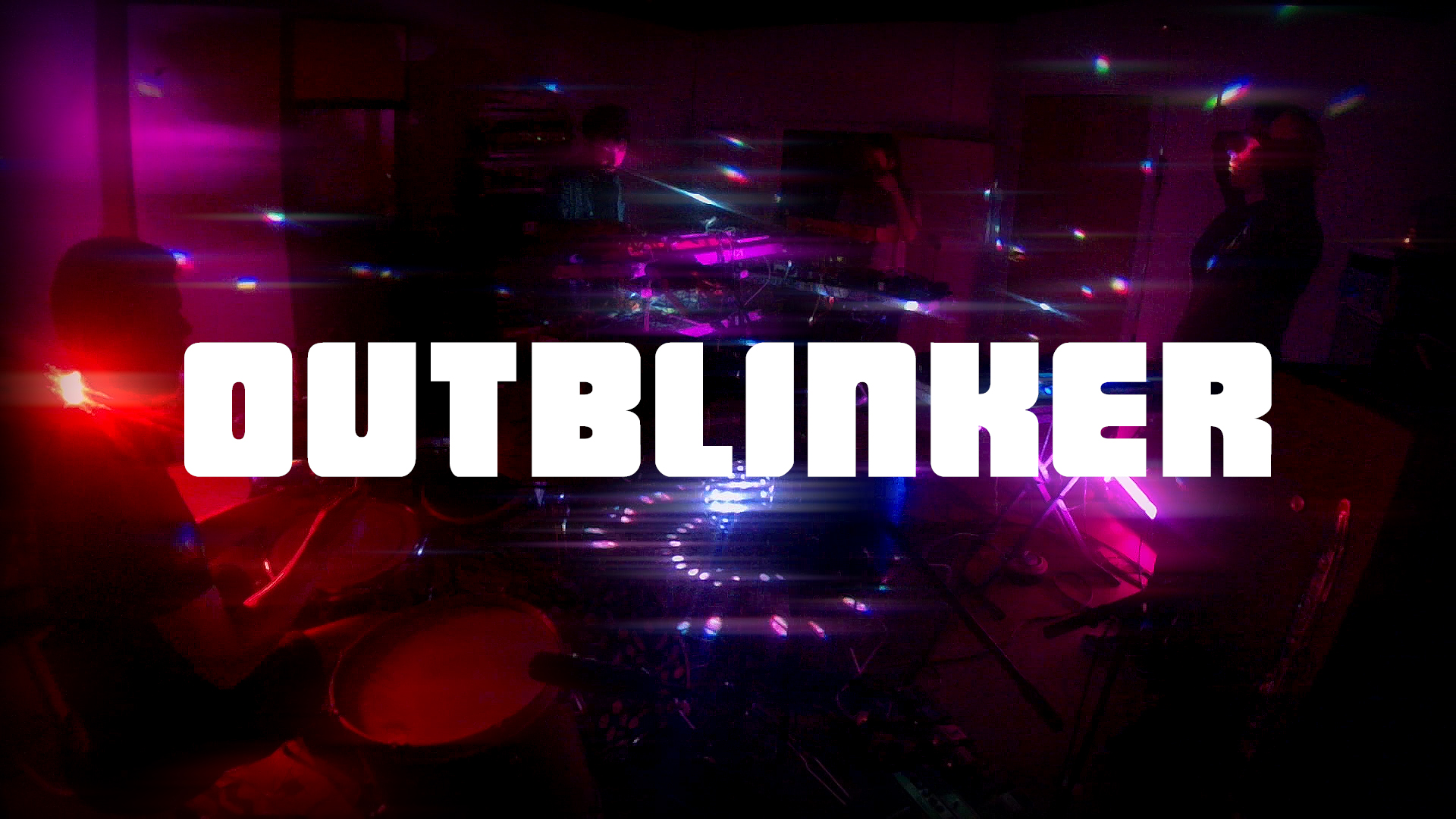 Outblinker – Electronic Noise Rock from Glasgow, Scotland