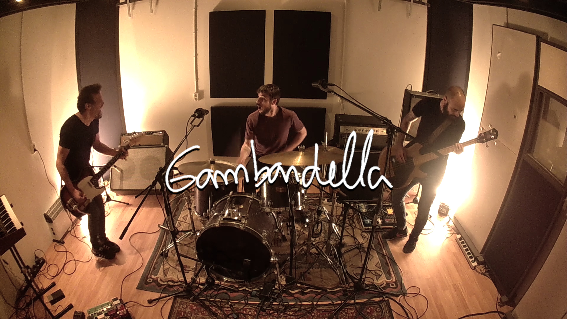 Gambardella – Psychedelic Jazz Rock – Barcelona, Spain