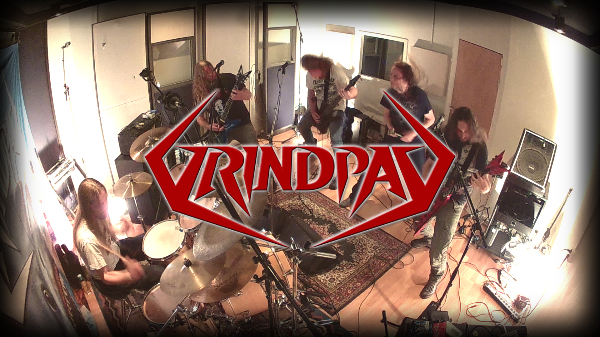 Grindpad – Trash / Powermetal – The Netherlands